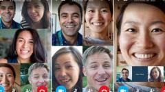 25-en videokonferenciázhatnak a Skype új mobilszolgálatásával kép