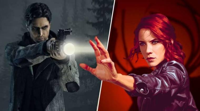 A Remedy következő játéka is az Alan Wake és a Control univerzumában játszódik majd bevezetőkép