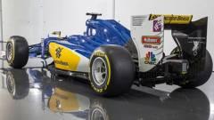 Az IFS a Sauber F1 csapat főszponzora lett kép
