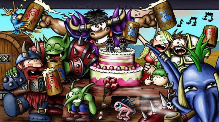 Ünnepeld velünk a BarCraft 2 második születésnapját! bevezetőkép