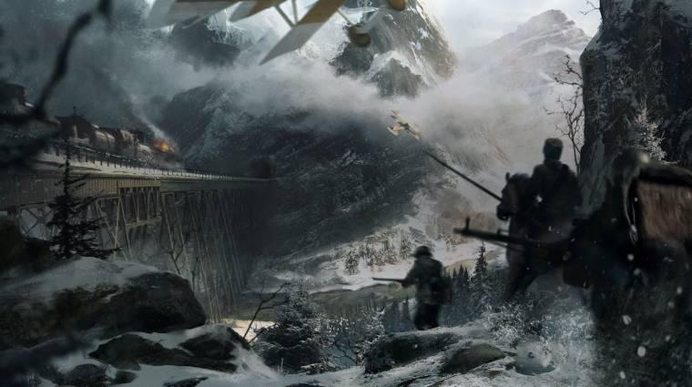 Battlefield 1 - bemutatták a hátralévő DLC-ket bevezetőkép