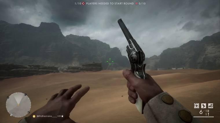 Battlefield 1 - különleges fegyverre bukkantak a kitartó easter egg-vadászok bevezetőkép