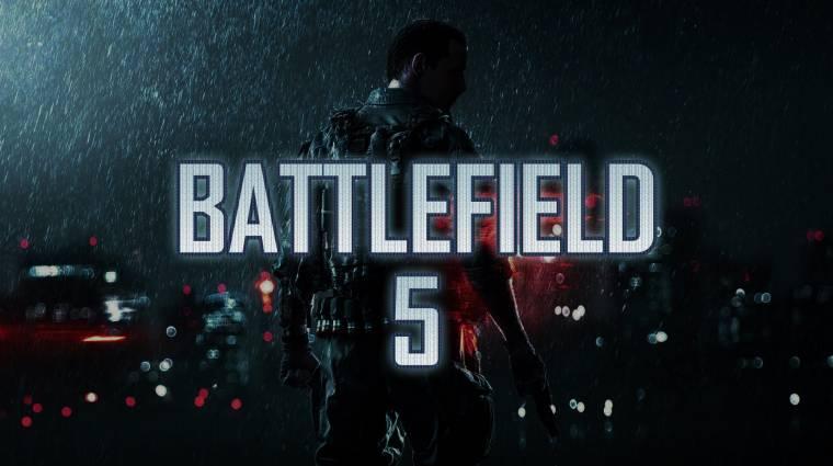 Battlefield 5 - az első világháborúban harcolunk majd? bevezetőkép