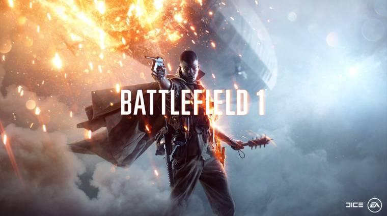 Battlefield 1 - most sem ismétlődhet meg a Battlefield 4 katasztrofális indulása bevezetőkép