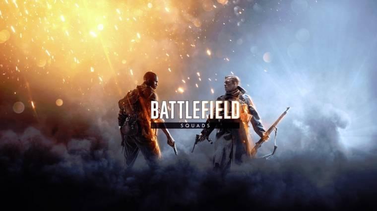 E3 2016 - láthatjuk majd a Battlefield 1 multiját bevezetőkép