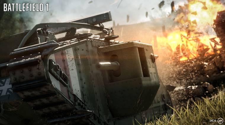 Battlefield 1 - megvan a nyílt béta időpontja bevezetőkép