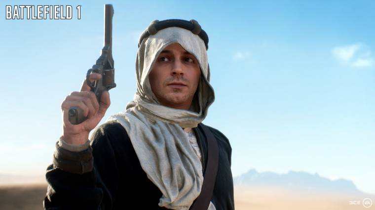 Battlefield 1 tesztek - szinte biztos, hogy ez lesz az év játéka bevezetőkép