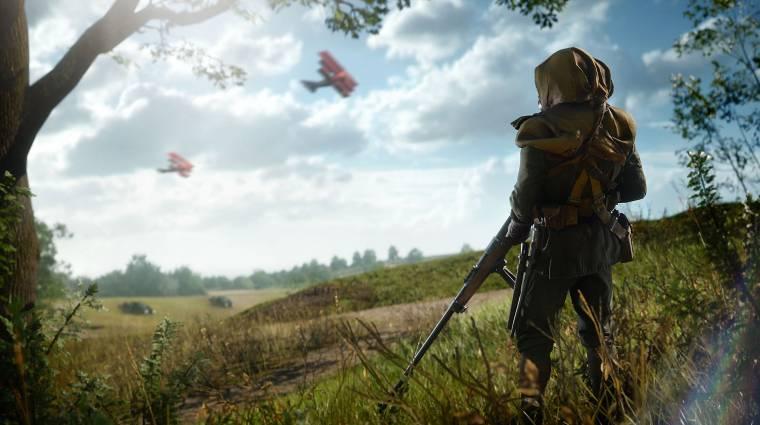 Battlefield 1 - este kiderül, mit hoz a nagy téli frissítés bevezetőkép