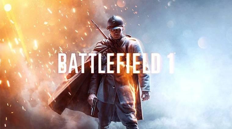 Most ingyen próbálhatjátok ki a Battlefield 1-et bevezetőkép