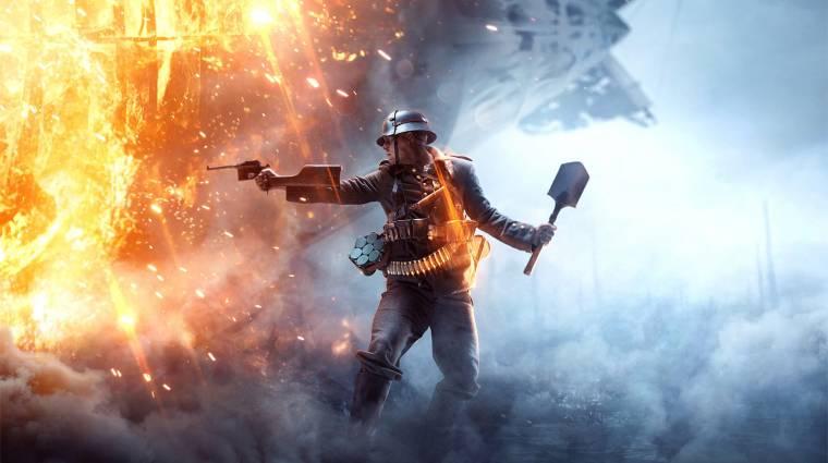 Battlefield 1 - méretes patch is jött a DLC-vel bevezetőkép