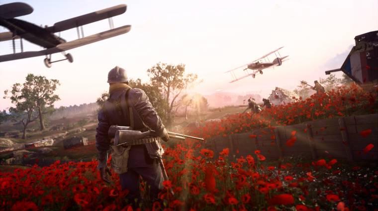 Battlefield 1 - a hétvégén ingyenesen kipróbálható lesz bevezetőkép