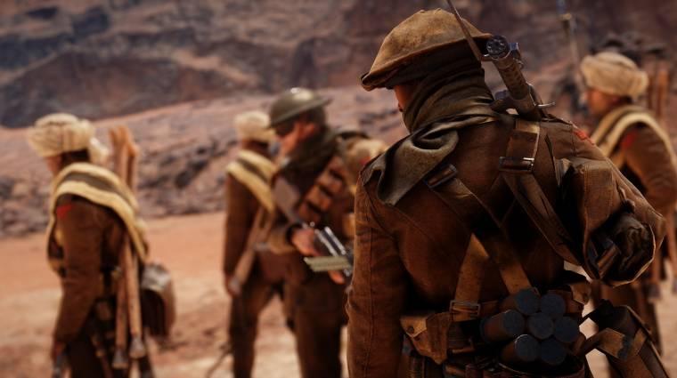 Teljes fegyverszünetet hirdettek a Battlefield 1 játékosai bevezetőkép