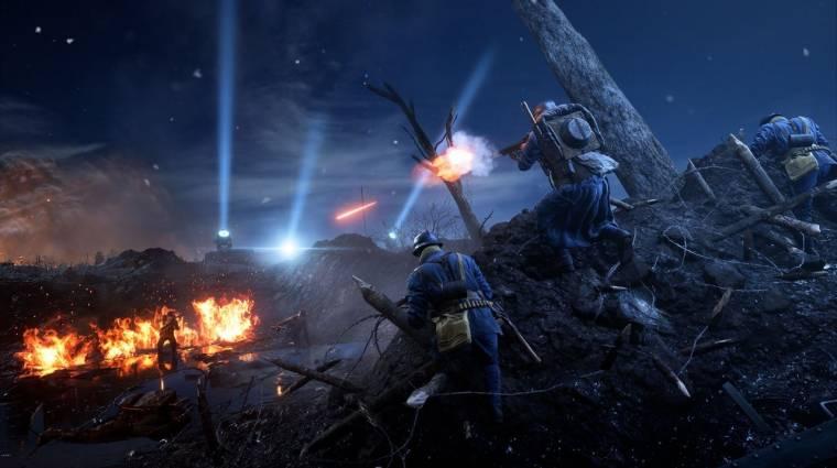 Battlefield 1 - még nyáron érkezik a 4K támogatás Xbox One X-re bevezetőkép