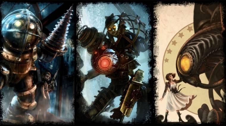 Egyre biztosabb, hogy jön a BioShock: The Collection bevezetőkép