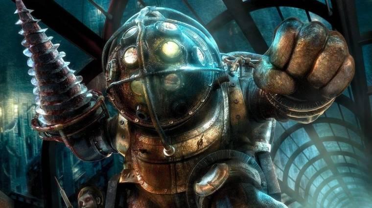 Készül egy új BioShock? bevezetőkép