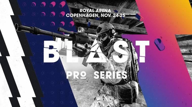 BLAST Pro Series - a legjobb CS:GO csapatok csaptak össze bevezetőkép