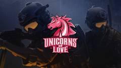 Saját CS:GO csapatot indított a Unicorns of Love kép