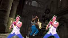 Már az Epic Sax Guy is játszható a Dark Soulsban kép