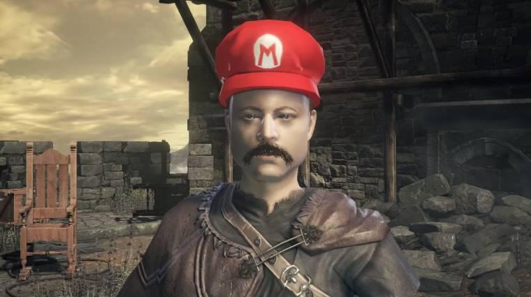 Napi büntetés: hogy került a Super Mario Odyssey a Dark Soulsba? bevezetőkép