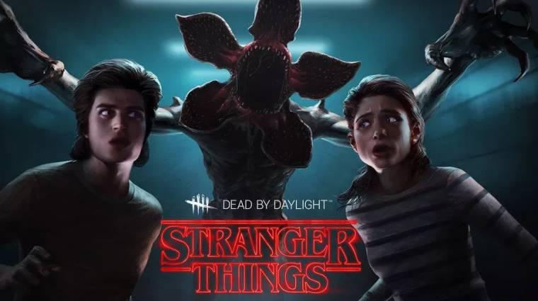 Dead by Daylight - a Stranger Things szereplőivel is játszhatunk bevezetőkép
