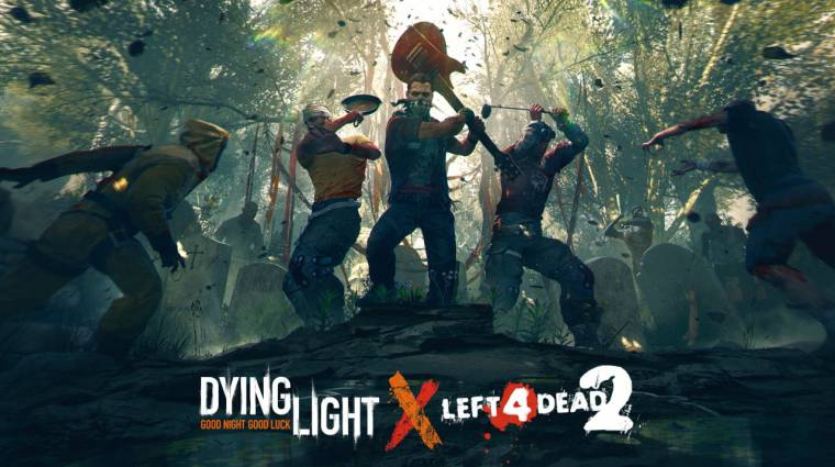 Dying Light - Left 4 Dead 2-es esemény közeleg bevezetőkép