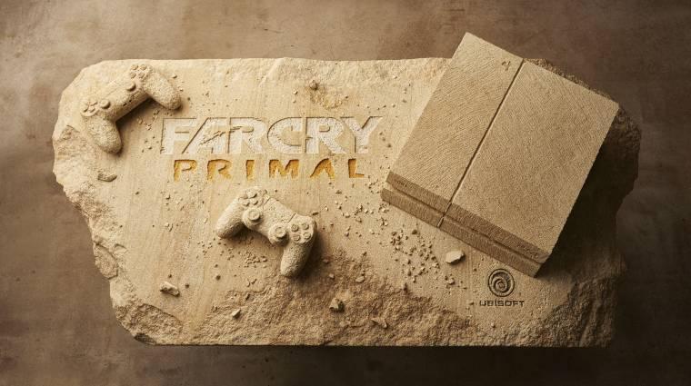 Far Cry Primal - így készül a kőkorszaki PlayStation 4 (videó) bevezetőkép