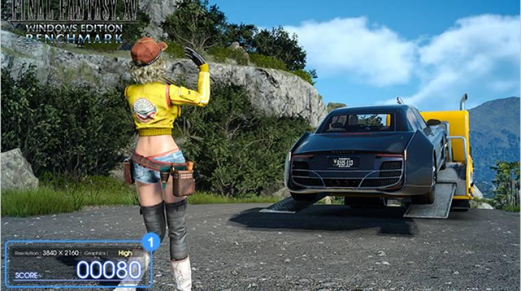 Final Fantasy XV - így tesztelheted, hogy futna-e a gépeden bevezetőkép