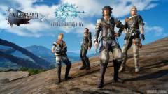Final Fantasy XV - új trailer ünnepli a Final Fantasy XIV-es tartalom megjelenését kép