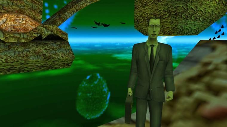 Half-Life - 21 évvel a megjelenés után érkezett hozzá egy patch bevezetőkép