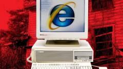 Hivatalos: veszélyes használni a régi Internet Explorereket kép