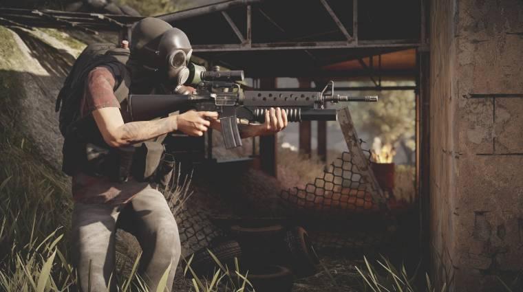 A jövő hónap elejéig ingyenesen játszható egy ütős taktikai lövölde bevezetőkép