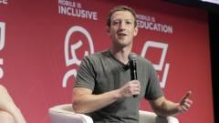 Internetes drónt tesztel a Facebook kép