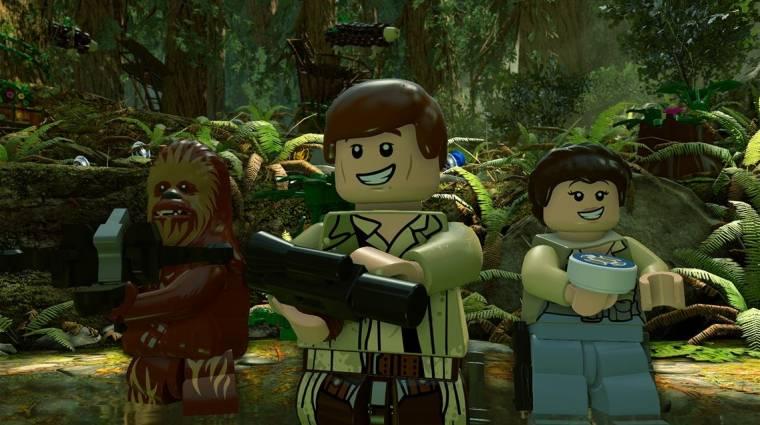 LEGO Star Wars: The Force Awakens - megjött az első trailer és a megjelenési dátum bevezetőkép