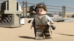 LEGO Star Wars: The Force Awakens - Rey is saját előzetest kapott kép