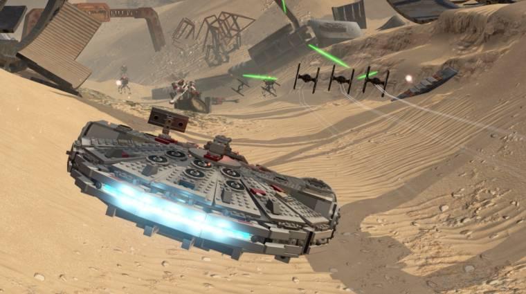 LEGO Star Wars: The Force Awakens - nem csak a film sztoriját kapjuk bevezetőkép