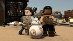 E3 2016 - a szokottnál komolyabb a LEGO Star Wars: The Force Awakens trailere kép