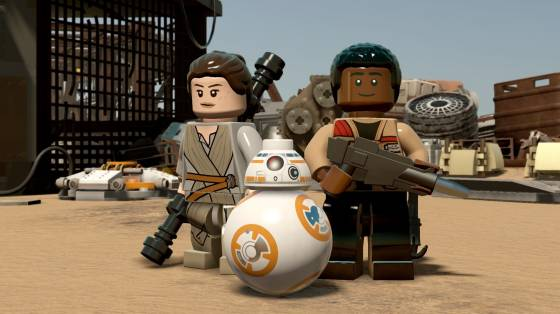 LEGO Star Wars: The Force Awakens infódoboz