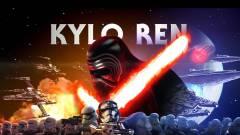 LEGO Star Wars: The Force Awakens - Kylo Ren is beköszön kép