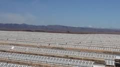 Marokkó megépítette  a világ legnagyobb naperőművét kép