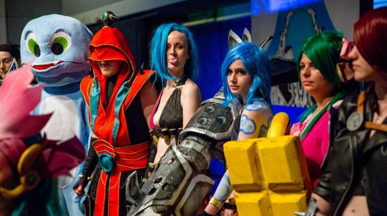 Microsoft PlayIT Show Szeged - ma még jelentkezhetsz a cosplay versenyre bevezetőkép