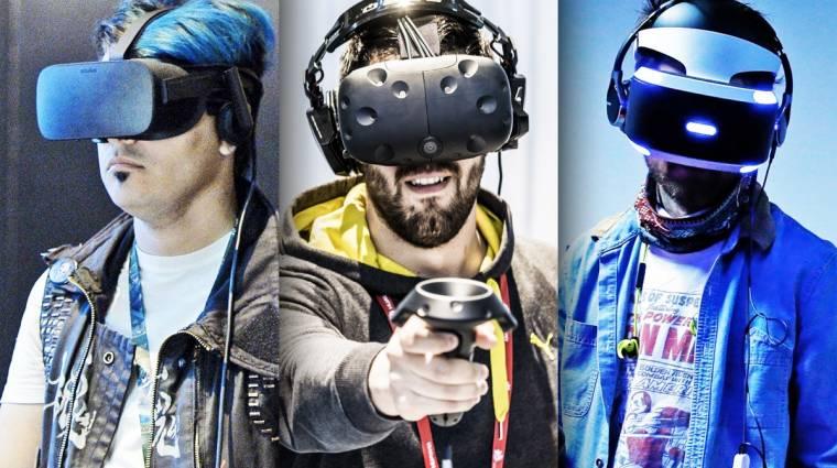 Sosem volt ennyi VR a PlayIT-en bevezetőkép