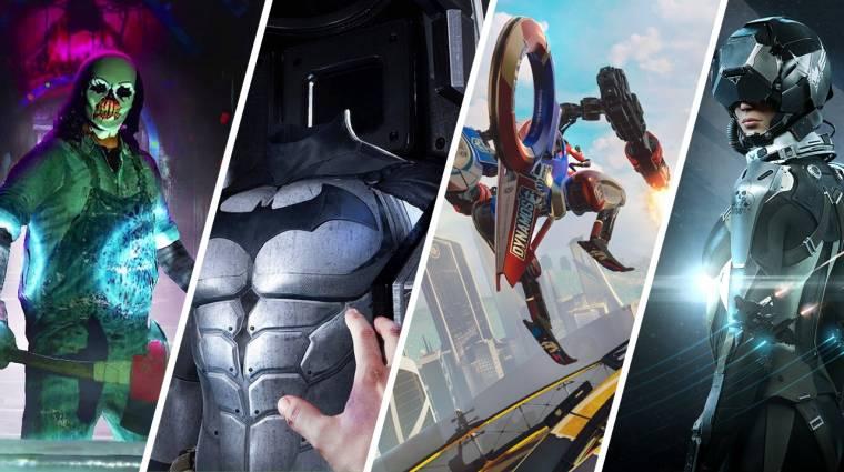 PlayStation VR - a megjelenéskor és a közeljövőben elérhető játékok listája bevezetőkép