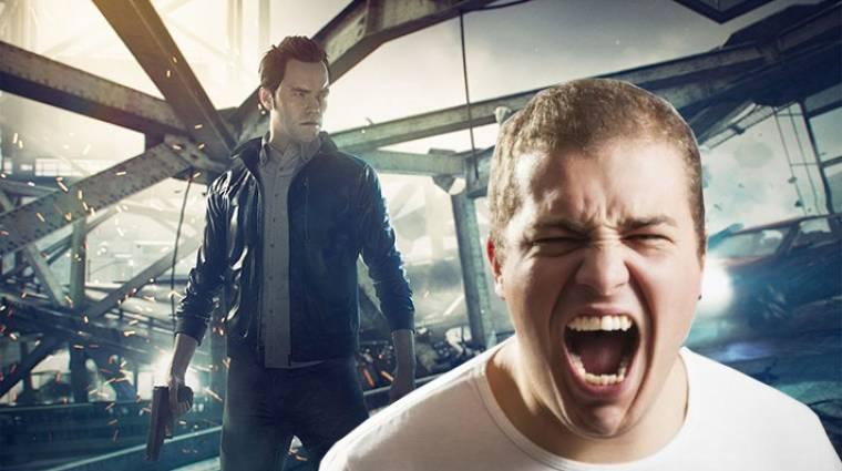 Quantum Break - sokan nagyon pipák a PC-s megjelenés miatt bevezetőkép