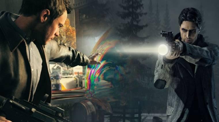 Így kapcsolódik össze a Quantum Break, az Alan Wake és a Max Payne bevezetőkép