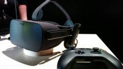 Rakétagyorsasággal terjed a virtuális valóság kép