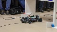 Robotautók versenye a Műegyetemen kép