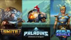 Már PS4-en is elérhető a cross-play a Paladins, a Smite és a Realm Royale játékokban kép
