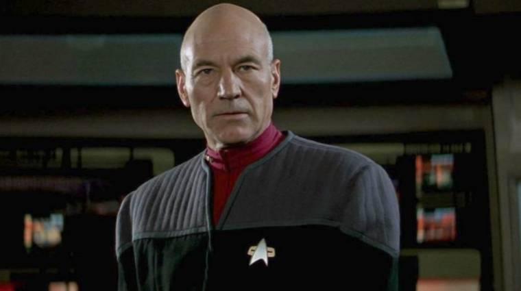 Patrick Stewart visszatér Jean-Luc Picard kapitányként bevezetőkép
