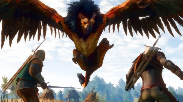Bármilyen The Witcher 3: Wild Hunt képből gyönyörű festmény lehet bevezetőkép