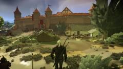 Így nézne ki a Witcher 3 egy 3DS-en kép